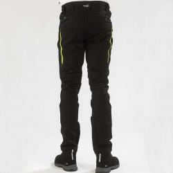 active stretch pants black men 03