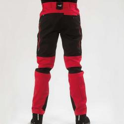 active stretch pants red men 03 2