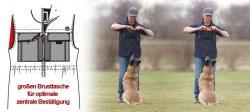 zentralebrusttaschehundesportweste