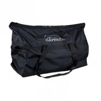 Gappay Equipment Bag Black