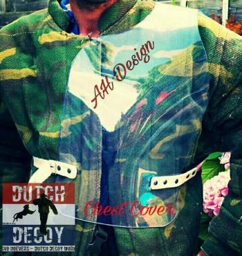 Dutch Decoy Chest Cover