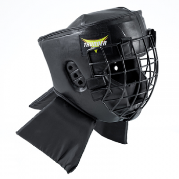 Protective Helmet w/Face Cage