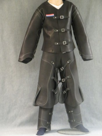 KNPV Leather Training Suit