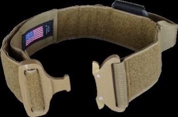 Caliberdog ID Collar w/Cobra Buckle & Handle