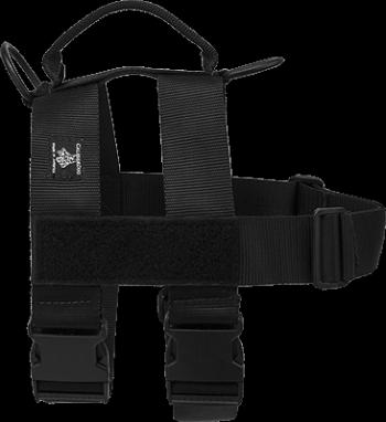 CaliberDog Patrol Double Girth Harness
