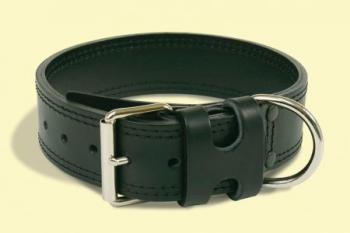 Morin Leather Agitation Collar