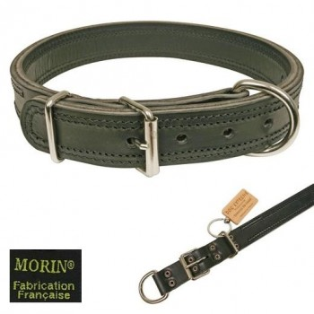 Morin Leather Collar Professional EXTREME
