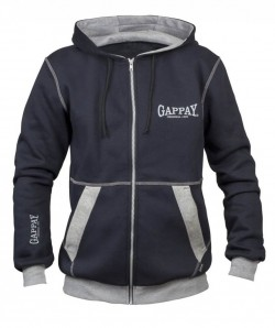 Gappay Mens Relax Sweat Shirt With Hood & Zipper