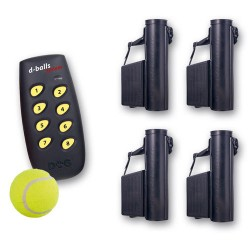 Dog Trace Electronic Ball Droppers x 4