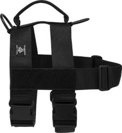 CaliberDog Patrol Double Girth Harness
