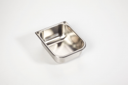 Drinking Bowl with Round Front Corners