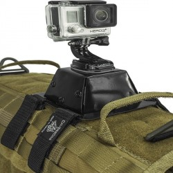 CaliberDog Molle GoPro Dog Camera Back Mount