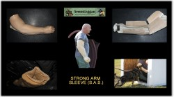 S.A.S Strong Arm Full Sleeve