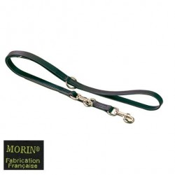 Morin Police Leather Lead