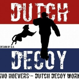 Dutch Decoy Work Covers