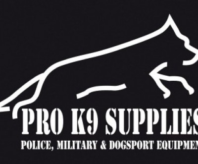 INTRODUCING PRO K9 SUPPLIES